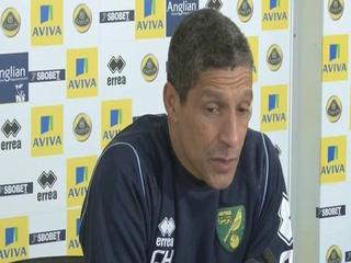 News video: Chris Hughton: West Ham will be tough
